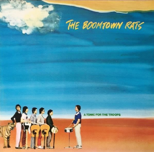 Boomtown Rats (The) ‎- A Tonic For The Troops (LP) (VG/VG+)